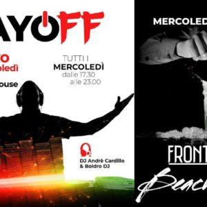 Tutti i mercoledì tanta musica house al Frontemare Rimini.