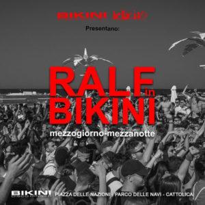 12 ore di musica no stop con Ralf in Bikini al Malindi Cattolica.