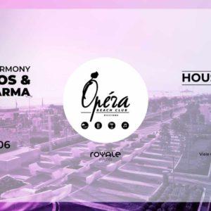 House Royale arriva all'Opèra Riccione con Gary Caos e Peter Kharma.