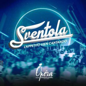 Opèra Riccione presenta in nuovo venerdì: Sventola.