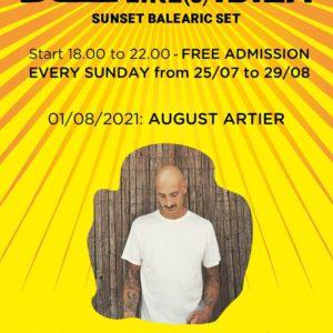 La festa di Ibiza arriva sulla spiaggia del Beky Bay Bellaria.