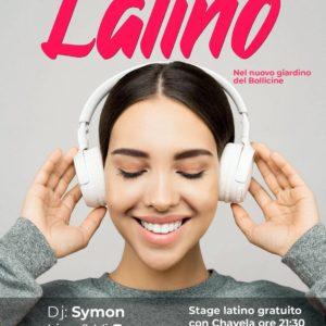 Lasciati sedurre dalla musica latina del Bollicine Riccione.