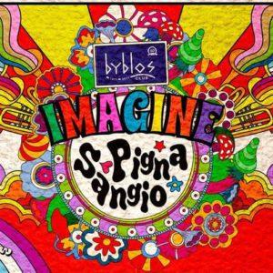 Nuovo venerdì Revival al Byblos Riccione con Imagina.