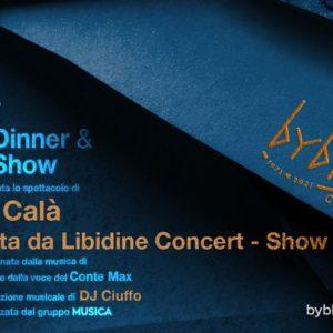 Jerry Calà arriva al Byblos Riccione per un sabato sera davvero libidine.