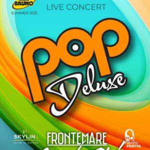 I Pop Deluxe ti aspettano per un nuovo concerto al Frontemare Rimini.