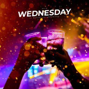 Tutti i mercoledì super serata alla discoteca Baia Imperiale il meglio della musica elettronica.
