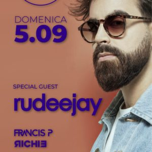 Rudeejay anima la nuova domenica dell'Opera Riccione