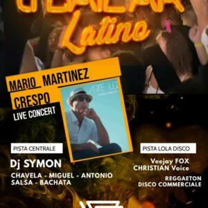 Si balla! Venerdì al Bollicine Riccione arriva A Balair con il meglio della musica latina.
