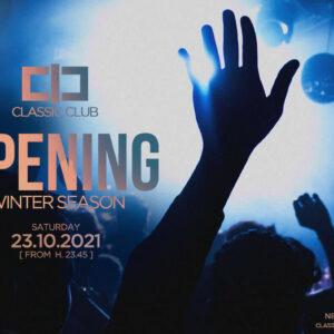 Scatenati a ritmo di techno. Il Classic Club Rimini ti aspetta con la nuova stagione musicale.