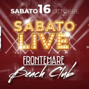 Super concerto live al Frontemare Rimini con i Moka Club.