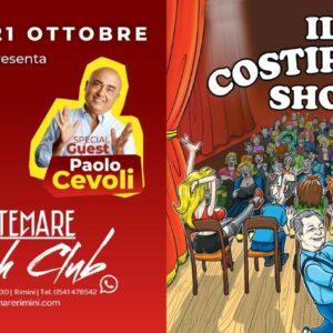 Frontemare Rimini presenta Costipanzo Show.